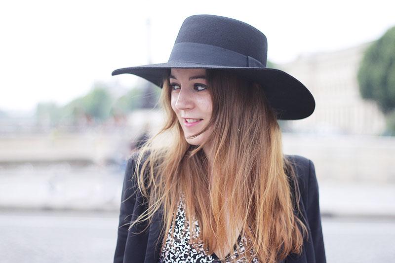 Chapeau Noir H&m