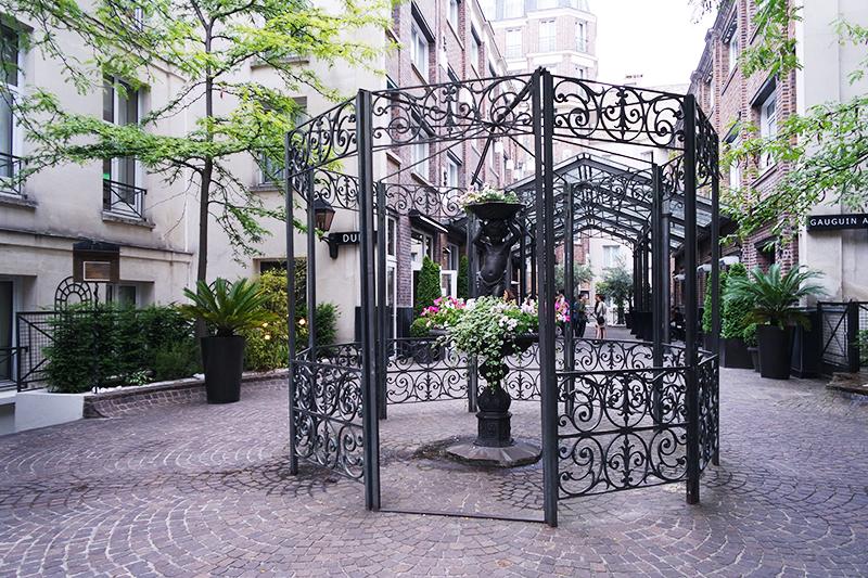 Paris green les bons plans et bonnes adresses elodie in for Hotel les jardins paris