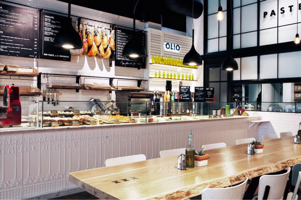 IT, restaurant Italien à Paris
