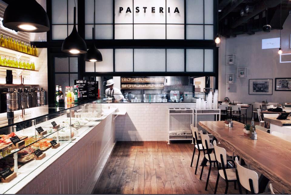 Restaurant Italien Paris Eme