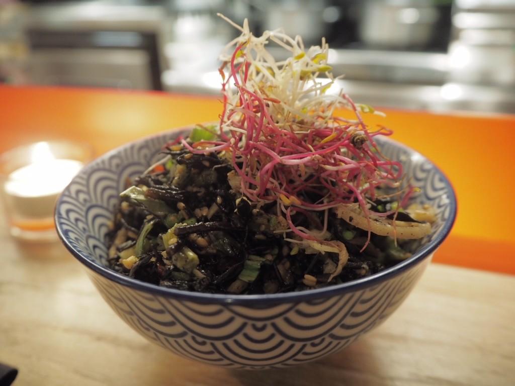 salade algue